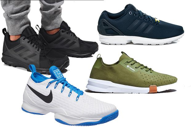 Sportowe buty - wyprzedaż