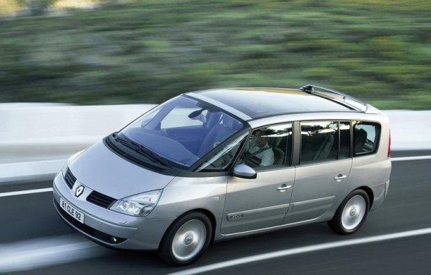 Renault Espace 2002 r.
