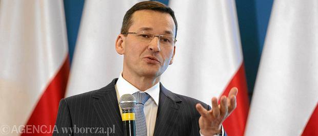 Morawiecki: CETA przyniesie korzyści, ale zastrzeżenia budzi arbitraż