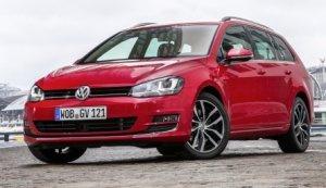 Volkswagen Golf Variant - test | Pierwsza jazda