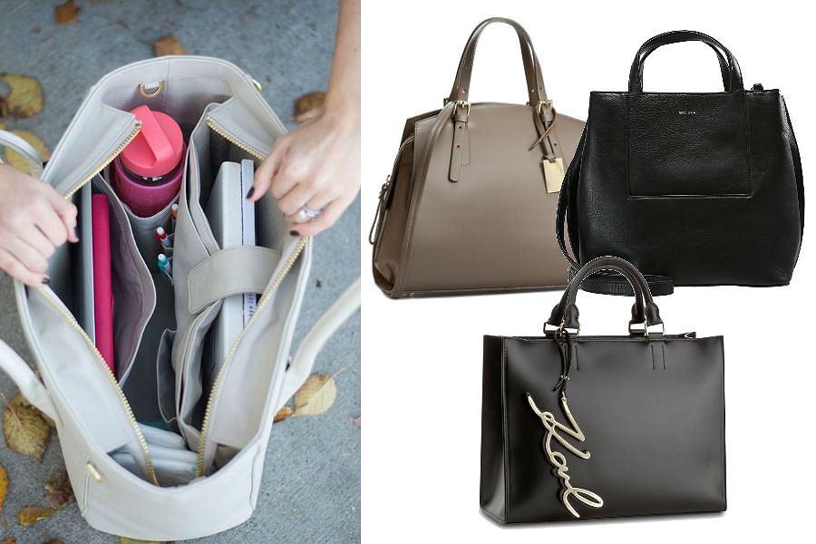 5bf0dc0c6c9a6 Klasyczne modele torebek do pracy i na co dzień