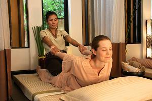 Masa� tajski, czyli joga dla leniwych