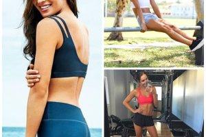 Kayla Itsines. Dzięki Bikini Body Guide jest jedną z najpopularniejszych trenerek fitness