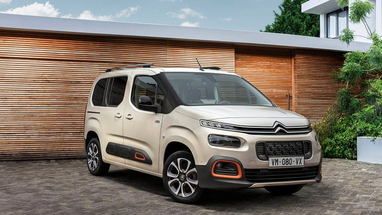 nowy citroen berlingo 2018 zdjecia premiera silniki. Black Bedroom Furniture Sets. Home Design Ideas