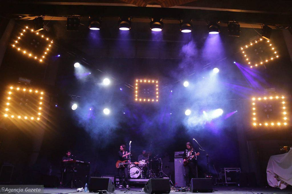 Halfway Festival. Cass McCombs Band  / AGNIESZKA SADOWSKA