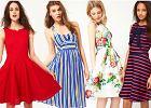 Sukienki w stylu lat 50. - przegl�d