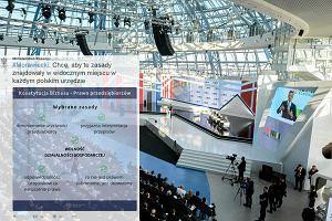 Konstytucja dla biznesu to polityczne alibi dla wicepremiera Morawieckiego