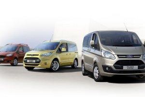 Ford Tourneo | Przestronno�� i praktyczno��