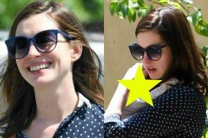 Syn aktorki na świat przyszedł 24 marca. Dwa dni temu pokazała się publicznie pierwszy raz od porodu. Hathaway do sylwetki sprzed porodu wraca w błyskawicznym tempie!