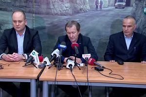 """Dyr. kopalni w Polkowicach: """"Odnaleziono ciała trzech ostatnich górników"""". Tragiczny bilans wstrząsu"""