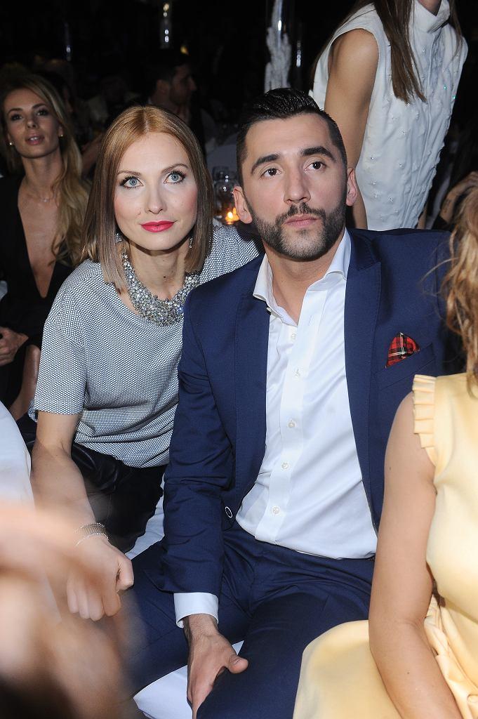 Joanna Moro i Rafa� Maserak