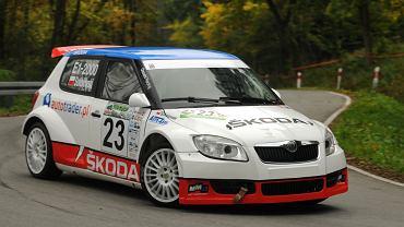 Skoda Fabia Super 1600