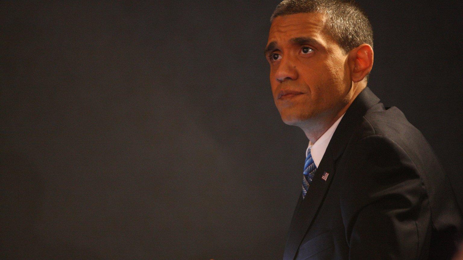 Obama z Bronksu. Impersonator prezydenta USA: Barack Obama i Bia³y Dom ¶ledz± mnie na Twitterze