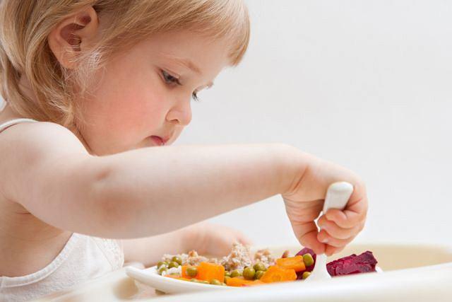 Dieta chorego dziecka
