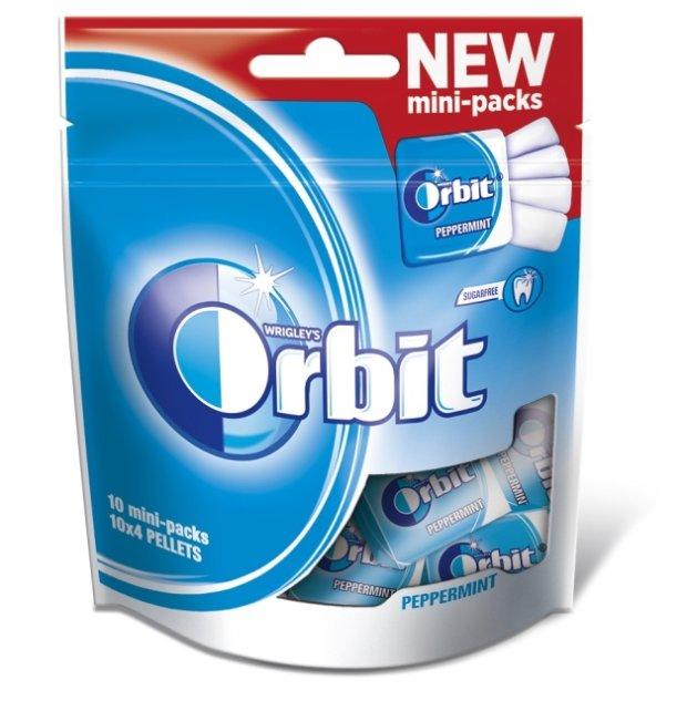 Orbit Peppermint i Spearmint w nowych Mini Paczkach!