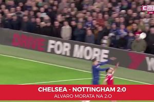 Puchar Anglii. Chelsea - Nottingham Forest 2:0. Gol Moraty na 2:0 [ELEVEN SPORTS]