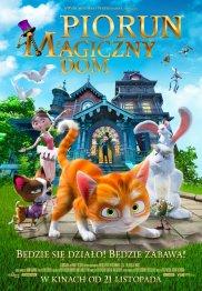 Piorun i magiczny dom 2D - baza_filmow