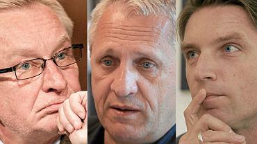 Tomasz Wołek, Wiesław Władyka, Tomasz Lis