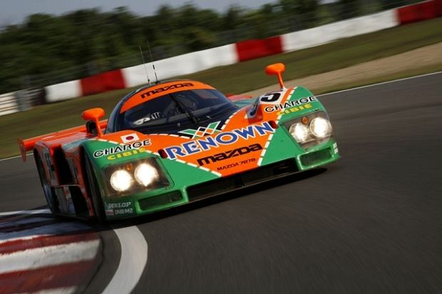 Top 10 - legendy z Le Mans