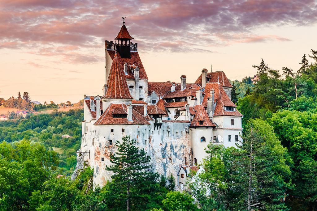 Zamek Bran w Transylwanii