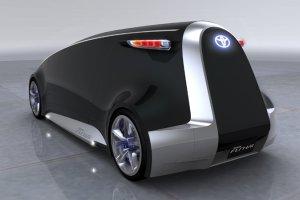 Par� ciekawych pomys��w Toyoty
