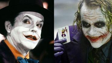 Dwóch Jokerów: Jack Nicholson i Heath Ledger