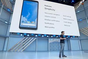 Android Pie już dostępny na pierwszych smartfonach. Na początek dla Google Pixeli i Essential Phone