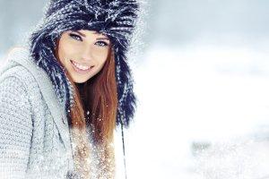 Jak dba� o w�osy w zimie?
