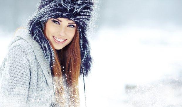 Jak dbać o włosy w zimie?