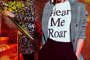 Nowa kolekcja H&M. w kampanii Naomi Campbell, karaoke i nocne życie Tokio lat 80-tych [ZDJĘCIA]