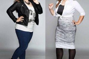 Modne stylizacje dla kobiet w rozmiarze XL