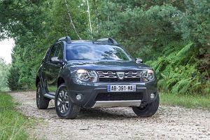 Nowa Dacia Duster bez tajemnic   zdjęcia, wideo