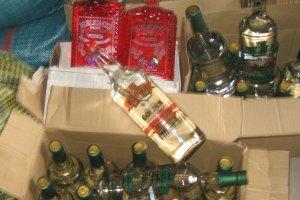 Nierada: nielegalny alkohol, tyto� i papierosy. Zatrzymany 27-latek