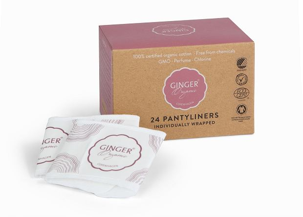 Tylko organiczna bawełna do higieny intymnych miejsc kobiet. Bez chloru i chemii!