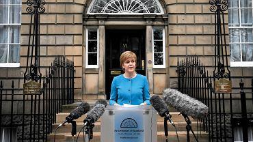 Premier Szkocji Nicola Sturgeon ogłosiła, że jej rząd pracuje nad prawem ws. nowego referendum niepodległościowego