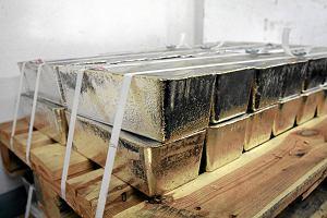 Niemcy szybko sprowadzają złoto do kraju. Ściągnęli już ponad 200 ton