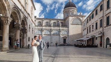 Ślub i wesele w Chorwacji - Dubrownik