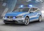 Hybrydowy Passat dla niemieckiej policji