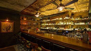 Bar w warszawskiej Wodzie Ognistej