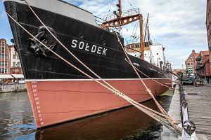 """""""Dobra zmiana"""" bierze się za ul. Sołdka. A co ze słynnym statkiem?"""