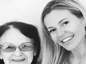 Doda i jej babcia