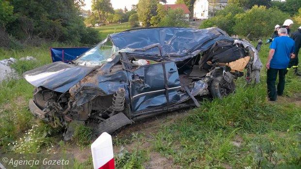W strasznym wypadku zginęło dwoje dzieci. Śledztwo na finiszu