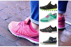 Sportowe buty z wyprzeda�y - przegl�d