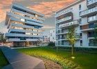 �oliborz: setki nowych mieszka� powstaj� na obrze�ach dzielnicy