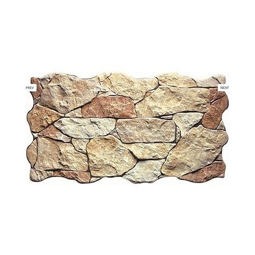 Azulejos Mijares Kamień Dekoracyjny Andorra Ocre