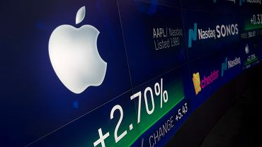 Apple ma wartość biliona dolarów