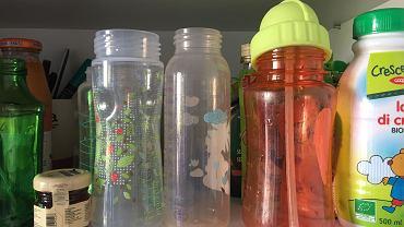 Jedzenie dla dzieci jest najczęściej pakowane w plastikowe opakowania