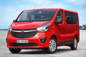 Opel Vivaro, Movano i Combo | Nowo�ci na rok 2016