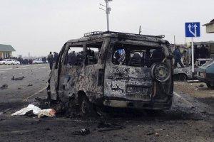 Zamach w Dagestanie. Dwie osoby nie żyją, 18 rannych
