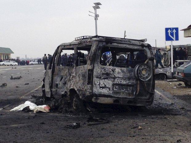 Zamach w Dagestanie. Dwie osoby nie �yj�, 18 rannych